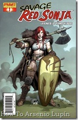 P00001 - Savage Red Sonja #1