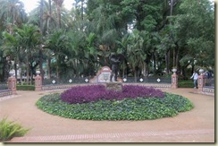Statue in the Park a (Small)