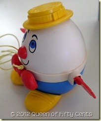 Fisher Price Humpty Dumpty