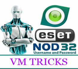 Eset NOD32 Fresh Username and Password Free Download