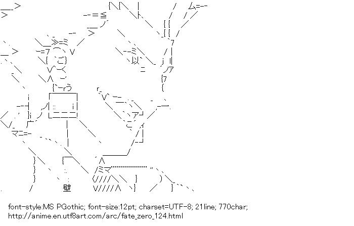 Fate/zero,Gilgamesh