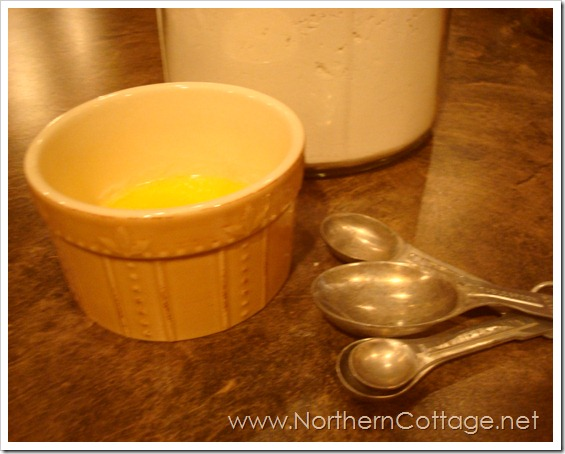 measure butter @northerncottage.net