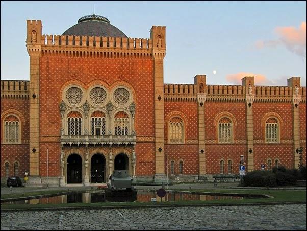 المتحف الحربي في فيينا2