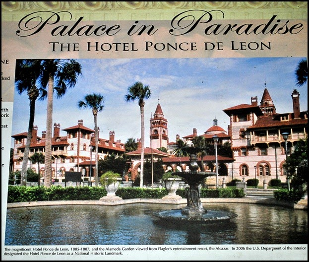 07a - Flagler College - Originally The Holtel Ponce De Leon