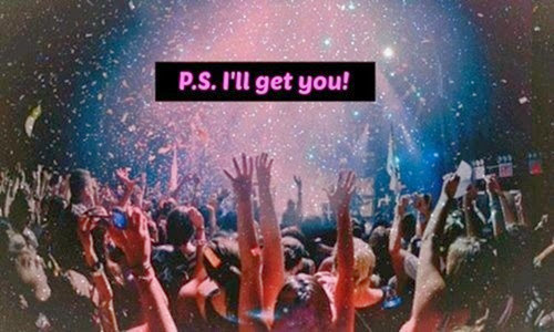 P.S. I'll get you! ;-) στο Daccapo (29.3.2014)
