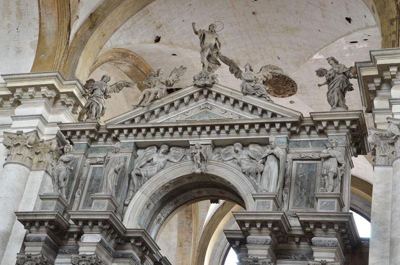 Chiesa di S Lorenzo Venezia 6