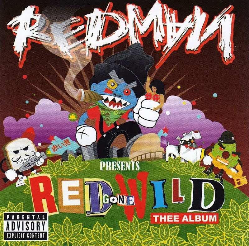 Redman Red Gone Wild Frontal