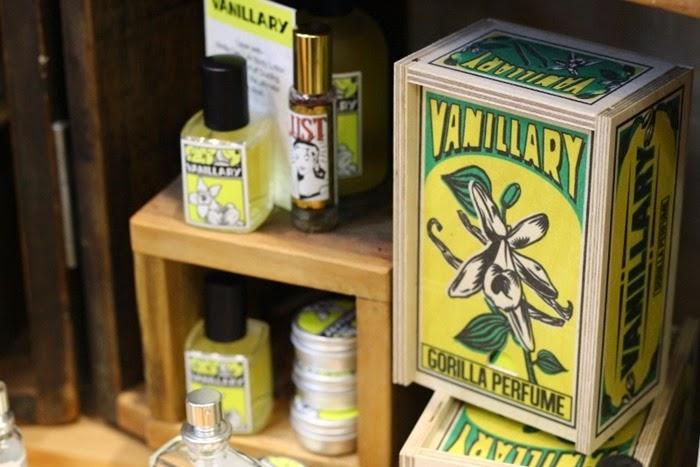 lush vanillary perfume