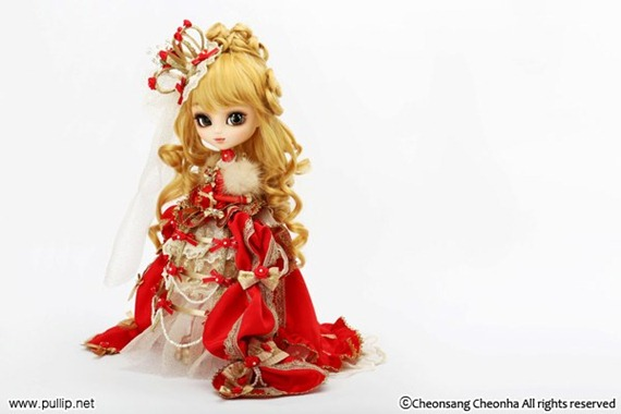 Pullip Princess Rosalind Feb 2013 07