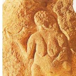 01 - Venus auriñaciense de Laussel (Francia)