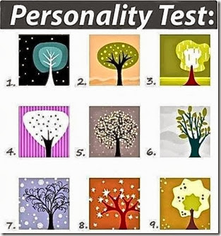 personality tree (has story)