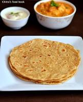 Soft chapati