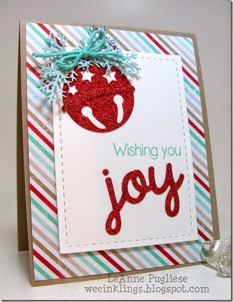 LeAnne Pugliese WeeInklings Merry Monday 127 Christmas