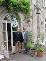 A warm welcome at Hotel Le d\'Avaugour in Dinan