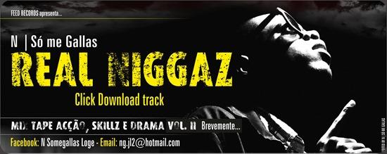 Real Niggaz Capa promo 2