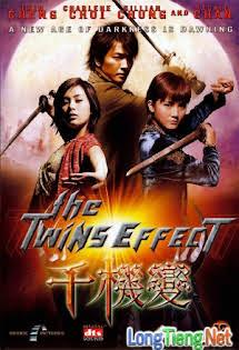 Vampire Effect - Thiên Cơ Biến - The Twins Effect Tập 1080p Full HD