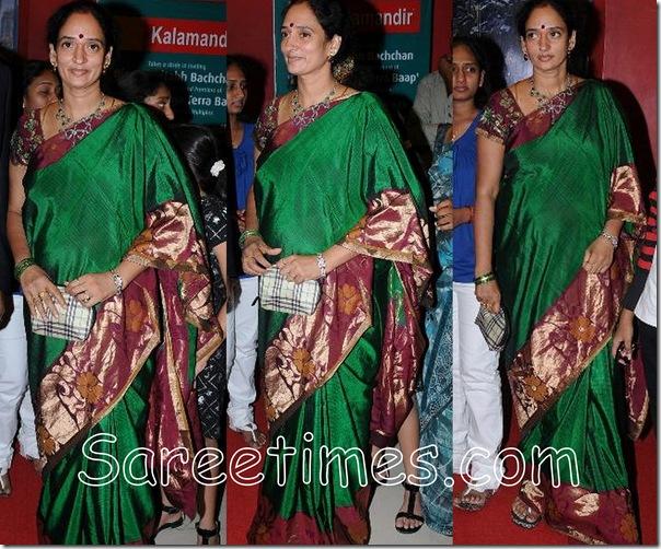 Shyamala_Devi_Traditiopnal_Saree