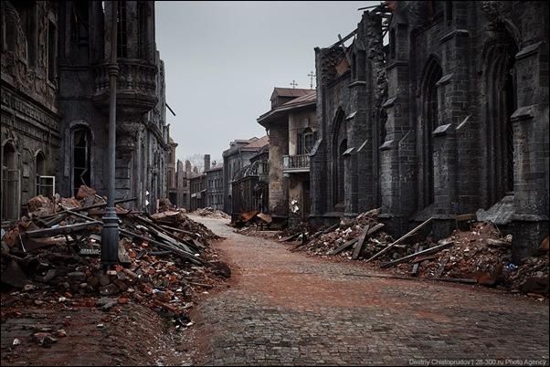 La cité oubliée - Mosfilm (7)