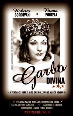 Flyer Original Divina Garbo (c)