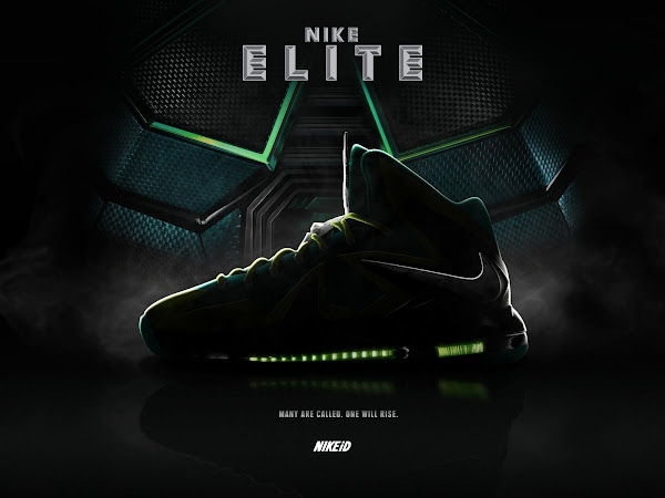 LeBron X PS Elite iD is Now Available to Customize on Nike iD
