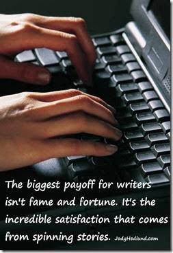 Writer's Payoff