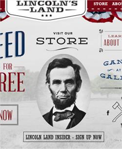 colección de 22 diseños de sitios web con estilo vintage