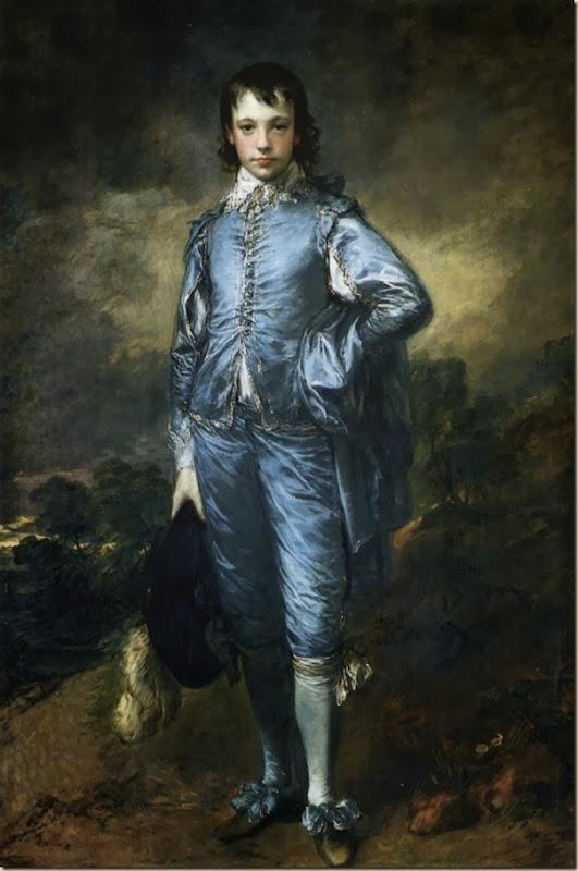 Portrait de Jonathan Buttall 1770