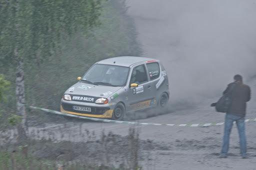 MRALLYpl Michal Czarnocki Marek Nowowiejski Fiat Seicento 11 fot