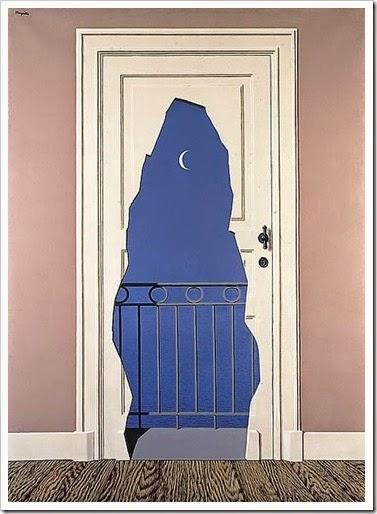 Magritte, L'acte de foie