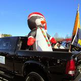 WBFJ - Walnut Cove Christmas Parade - 12-13-14