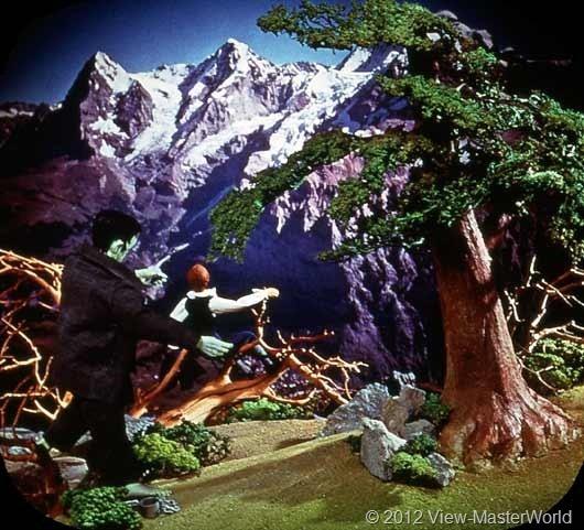 View-Master Frankenstein (B323), Scene C1