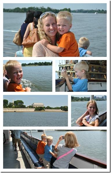 Potomac River Boat Cruise