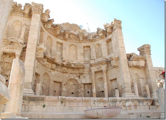 Oporrak 2011 - Jordania ,-  Jerash, 19 de Septiembre  92