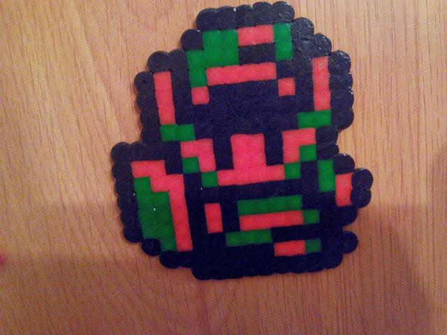 Link del Zelda de NES