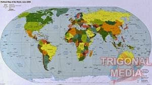 Daftar Nama Negara Resmi dalam Bahasa Indonesia