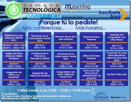 SemanaTecnologicaNewHorizons
