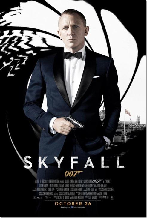 007 Skyfall พลิกรหัสพิฆาตพยัคฆ์ร้าย [Master]