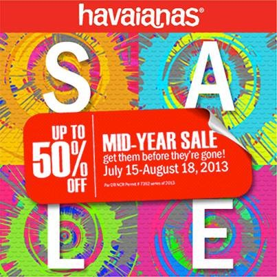 EDnything_Havaianas Mid-Year Sale