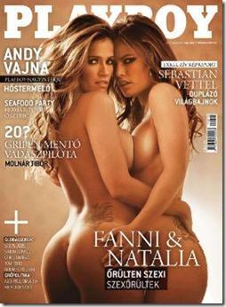 Playboy Hungria - Novembro 2011