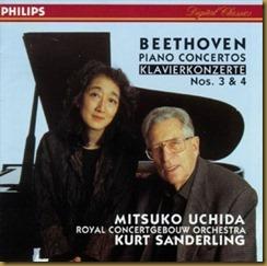 Beethoven concierto 4 Uchida Sanderling