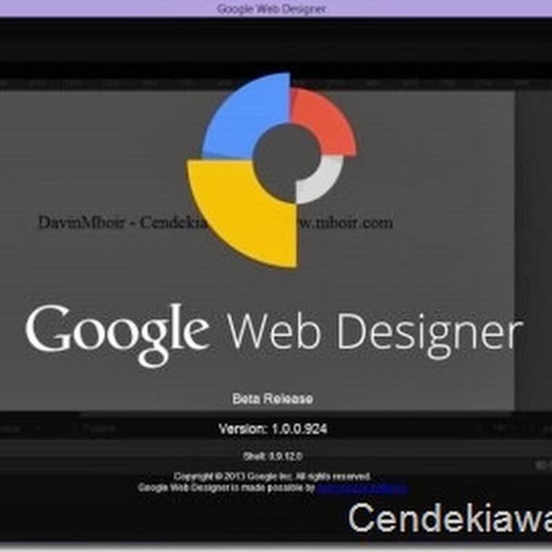 Free Download Google Web Designer