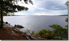 Moosehead Lake from the Mount Kineo hike