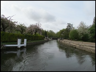 g iffley Lock