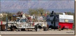 Slab City Decor