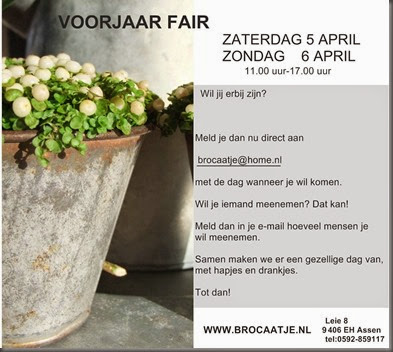 Voorjaar fair 2014 flyer