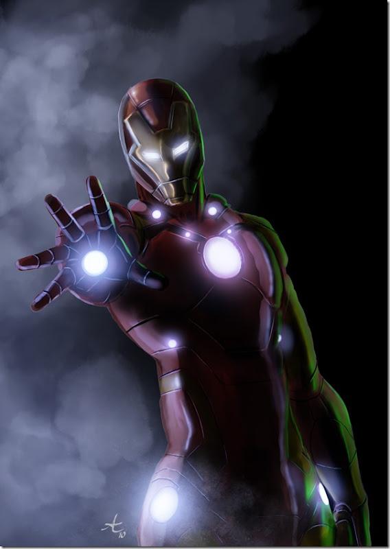 Iron man ,Anthony Edward ,Tony Stark (23)
