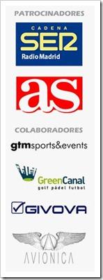 Comienza la Liga Fútbol-7 Radio Madrid Diario As en las instalaciones de Green Canal Golf PATROCINADORES