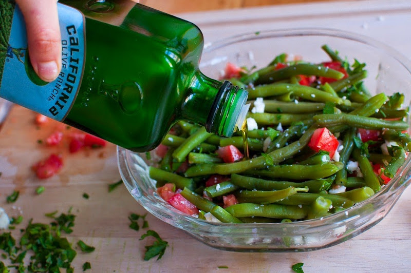 green bean salad GF-1844