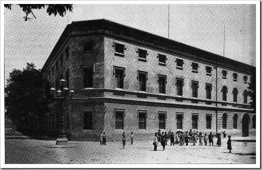 1927 casa de la beneficiencia