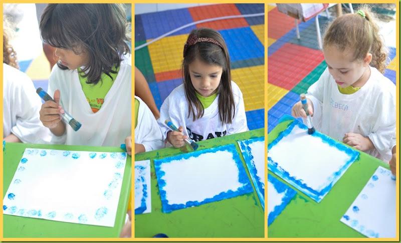 Infantil 5 Manhã - Pintura2